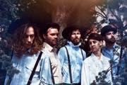 Die Band Moes Anthill aus Uri. (Bilder: zvg)