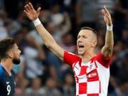 Ivan Perisic (rechts) war WM-Zweiter mit Kroatien (Bild: KEYSTONE/EPA/FELIPE TRUEBA)