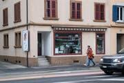 Nach drei Jahren Zwangspause hat das Maihofquartier wieder ein Quartierbüro. (Bild: Boris Bürgisser)