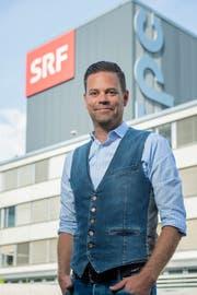 Das SRF-Fernsehstudio in Zürich Leutschenbach ist die zweite Heimat des Ostschweizers. (Bilder: Urs Bucher/TAGBLATT)