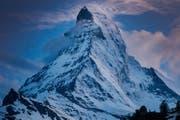 2019 gab es am Matterhorn bislang sieben tödliche Unfälle. (Bild: Keystone)