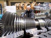 Für Experten kommt die negative Konjunkturentwicklung nicht überraschend. (Bild: KEYSTONE/AP/MARTIN MEISSNER)