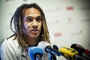 Kevin Mbabu, VfL Wolfsburg (Bild: key).