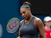 Serena Williams kämpft aktuell mit Rückenproblemen (Bild: KEYSTONE/EPA/WARREN TODA)