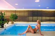 Pool Indoor (Quelle: Vitalhotel Lafairser Hof)