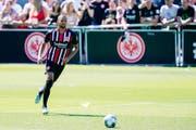 Djibril Sow, Eintracht Frankfurt (Bild: key).