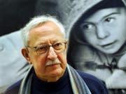 Starb im Alter von 86 Jahren: Der Schweizer Fotograf und Filmemacher Rob Gnant. (Bild: KEYSTONE/EDDY RISCH)