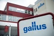 Hauptsitz der Gallus Gruppe in St.Gallen. (Bild: Ralph Ribi)