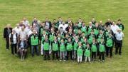 Der Schwingerverband Hinterthurgau präsentiert sich in seinem Jubiläumsjahr. (Bild: ZVG)