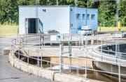 Die Anlage in Aadorf wird demnächst ausgebaut. (Bild: Andrea Stalder)