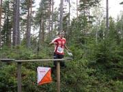 Heuer an den Weltmeisterschaften nur im Wald unterwegs: Matthias Kyburz quittiert den Posten. (Bild: KEYSTONE/SWISS ORIENTEERING/REMY STEINEGGER)
