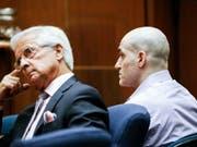 Wurde als «Hollywood Ripper» in der Presse bekannt: der mutmassliche US-Serienmörder Michael Thomas Gargiulo (Rechts). (Bild: KEYSTONE/EPA LOS ANGELES TIMES POOL/AL SEIB / POOL)