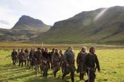 Blutige Schlachten im Namen der Unabhängigkeit: Der Historienfilm «Outlaw King» erzählt dramatische Momente der schottischen Geschichte. HO