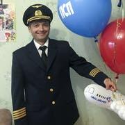 Kapitän Damir Yusupov (41). (Bild: ap/Keystone)