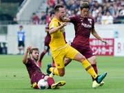 Ivan Rakitic ist der einzige Spieler in der höchsten spanischen Liga mit einem Schweizer Pass (Bild: KEYSTONE/AP/EUGENE HOSHIKO)