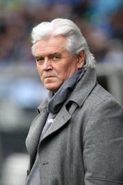Uwe Rapolder: zuerst Monthey, dann St.Gallen. (Bild: Imago)