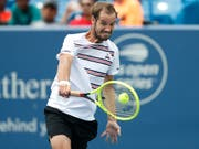 Andy Murray spielt eventuell während des US Open lieber Challenger-Turniere als Männer-Doppel und Mixed (Bild: KEYSTONE/FR171284 AP/GARY LANDERS)