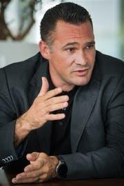 Marcel Dobler (Bild: Benjamin Manser)