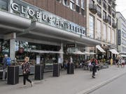 Die zum Verkauf stehende Warenhausgruppe Globus holt den Jelmoli-Chef in die Geschäftgsleitung. (Bild: KEYSTONE/ENNIO LEANZA)