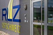Unruhige Zeiten im Regionalen Leistungszentrum Ostschweiz (RLZO). Ein Kunstturntrainer wurde in Untersuchungshaft genommen. (Bild: Michel Canonica)