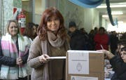 Ex-Präsidentin, Maduro-Versteherin und Multimillionärin: Fernández de Kirchner (Bild: Keystone)