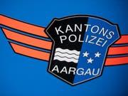 Die Kantonspolizei Aargau nahm den Täter fest und nahm ihre Ermittlungen auf. (Bild: Keystone/URS FLUEELER)