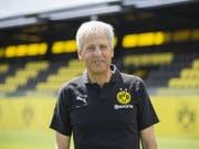 Lucien Favre geht frisch und ausgeruht in seine zweite Saison mit Borussia Dortmund (Bild: KEYSTONE/EPA Bongarts/Getty Images Pool/CHRISTOF KOEPSEL / POOL)