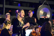 Zutiefst berührend: Nicole Bosshard sang die grossen Partien der «Turandot», «Madame Butterfly» und «Tosca».