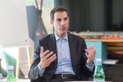 Thierry Burkart (FDP/AG). (Bild: Claudio Thoma)