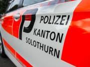 Die Kantonspolizei Solothurn konnte den Täter am Bahnhof Olten festnehmen. (Bild: Keystone/PETER SCHNEIDER)