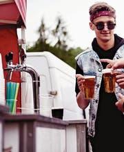Die Testkäufe von Wein und Bier sind besonders oft gelungen. (Bild: Getty)