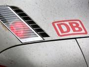 Soll SBB-Wagen sicherer machen: die Deutsche Bahn (DB). (Bild: KEYSTONE/EPA/MARTIN GERTEN)