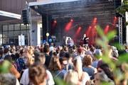 Live-Musik gibt es auf sieben Bühnen. (Bild: PD)