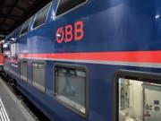 Kooperationspartner der SBB für den Ausbau der Nachtzugverbindungen: die Österreichischen Bundesbahnen ÖBB. (Bild: KEYSTONE/CHRISTIAN BEUTLER)