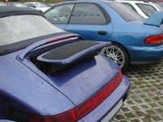 Der Verurteilte fuhr auch mit einem nicht eingelösten Porsche mit geklauten Schildern. (Symbolbild: Rita Kohn)