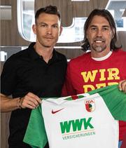 Stephan Lichtsteiner wechselt zu Martin Schmidts Augsburg (Bild: FC Augsburg)