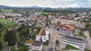 Der Mörschwiler Gemeinderat plant, ein Land in der Gemeinde zu kaufen. (Bild: Ralph Ribi (29. Juli 2019))