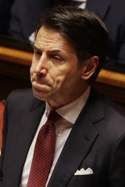 Giuseppe Conte. (Bild: AP)