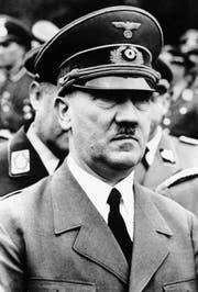 1933 an die Macht gekommen: Adolf Hitler. (Bild: Keystone)