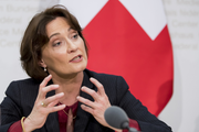 Staatssekretärin Pascale Baeriswyl übernimmt im Frühling 2020 die Schweizer Uno-Mission in New York. (Bild: Keystone)