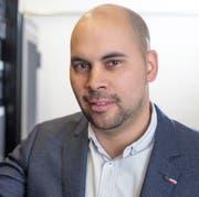 Ralph Ruch, designierter neuer Leiter des Staatsarchiv Schwyz.