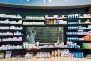 Der Griff zum teureren Medikament ist die Regel, nicht die Ausnahme (Bild Gaetan Bally/KEY)
