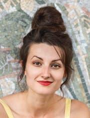 Die in Aarau geborene, in Zürich lebende Autorin Simone Lappert. (Bild: Ayse Yavas)