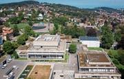 Die Universität St.Gallen macht ernst mit der Umsetzung des Massnahmenplans. Bild: Benjamin Manser (St. Gallen, 20. August 2018)