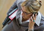 Für Vorgesetzte und Fachspezialisten sollen ein neues Arbeitszeitmodell gelten. (Bild: KEYSTONE/DPA/Patrick Pleul)
