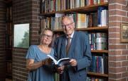 Rolf Dubs unterrichtete an der Universität St.Gallen auch seine Tochter Karin Winter-Dubs. (Bild: Michel Canonica (22. August 2019))