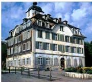 Der 1717 erbaute Gasthof Hirschen am Dorfeingang Flawils. (Bild: Andrea Häusler)