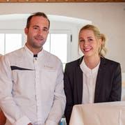 Benjamin Günzler und Vanessa Baumann sind die neuen Gastgeber. (Bild: PD)