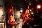 Konzert einer Au-Geil-Band. (Bild: PD)