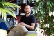Der 33-jährige Florian Studer kandidiert als Parteiloser für den Ständerat. (Bild: Eveline Beerkircher, Luzern, 28. August 2019)